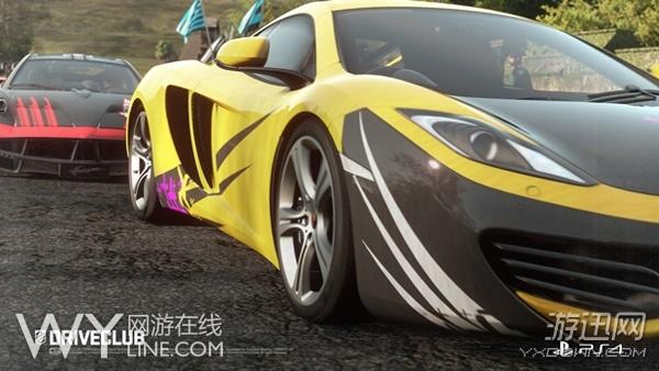 《驾驶俱乐部》高层:1080p+30fps是游戏最佳画质