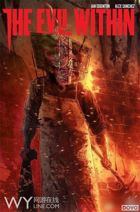 剧情更充实 《恶灵附身》前传漫画四部曲8月推出